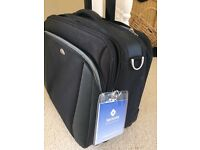 New with tags Samsonite wheeled briefcase