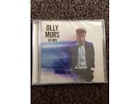 Olly Murs 24 hours cd