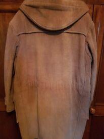 Mens crombie coat
