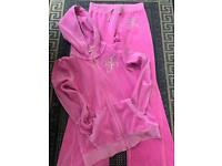 Juicy Couture Girl Tracksuit