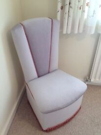 BEDROOM \ BEDSIDE CHAIR ~~ IMMACULATE CONDITON