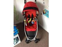 phil and teds verve pushchair