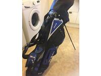 Ram V -force left-handed golf club set