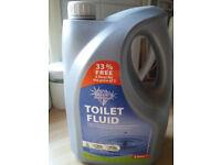 blue diamond chemical toilet fluid