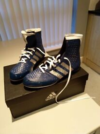 Adidas KO legend boxing boots size 7