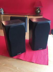 Mission 731 Stereo Speakers