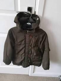 boys coats age 7 -8