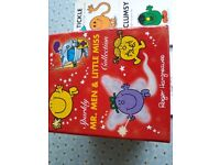 Collection of Mr Men and Little Miss books
