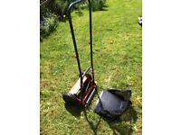 Sovereign push lawn mower