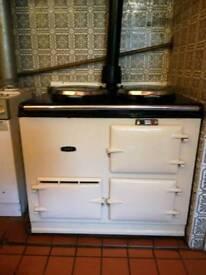 Original two oven gas Aga