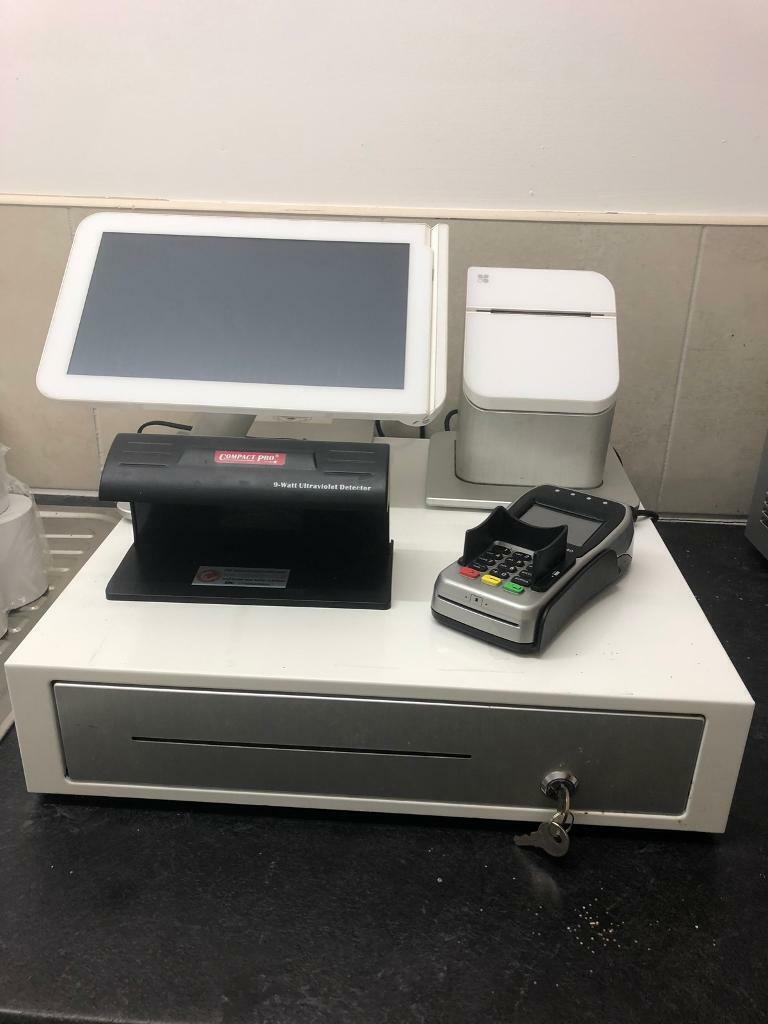 Clover EPOS Cash Register | in Esher, Surrey | Gumtree