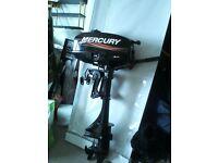 Mercury 3.3 outboard motor 2006