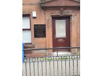 Health Food shop with consulting rooms, Mauchline