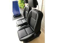 Mercedes Benz car seats (W204 estate)