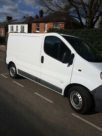 Vauxhall Vivaro,SWB,1.9cc-very good condition