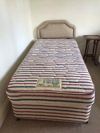 One ingle Divan bed