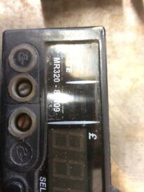 Various taxi meters X 7