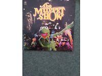 Muppet Show vinyl LP