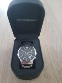 Genuine Armani men's watch