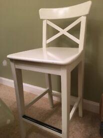 Ikea ingolf bar stool