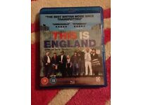 X1 This Is England Blu Ray. New and Never Watched.