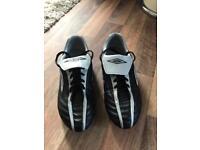 Umbro boys football boots size 7