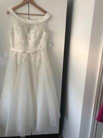 Brighton Belle wedding dress