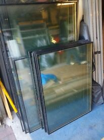 14 double glazed units perfect for project