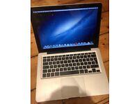Apple MacBook Pro 13inch 2012
