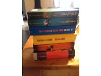 HARRY POTTER books 2-7
