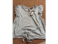 Women's t shirt size 14 brand new with tags