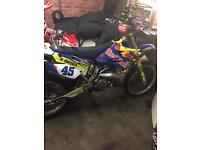 Yz 250 2010 model clean tidy bike few extras