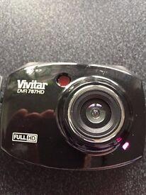 Vivitar Action Camera (like a GoPro)