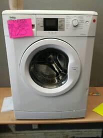 BEKO 7KG LOAD 1400 SPIN WASHING MACHINE IN WHITE