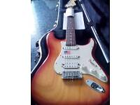 2005 HHS american fender stratocaster 60th anniversary