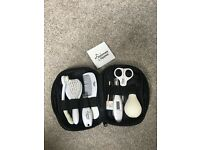 Brand new, never used baby grooming set
