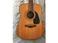 Fender DG-10 12-string acoustic guitar