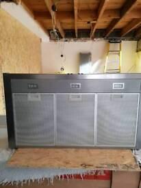 NEFF COOKER HOOD D79MH52N1B90