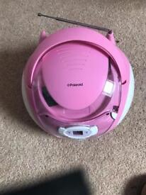 New condition cd player