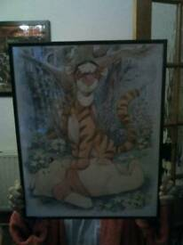 ***. WINNIE THE POOH AND TIGGER PICTURE. **
