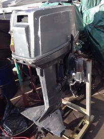 SUZUKI DT40 HP ELECTRIC TRIM/TILT OUTBOARD ENGINE