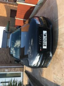 Audi A7 S line Quattro TDI 5 Door Diesel Black 3 litre 2013 very good condition 242 BHP