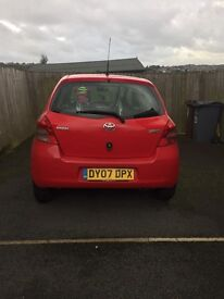 Toyota Yaris for sale *** low mileage