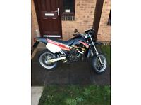 Bultaco Astro Derbi Senda Bad Boy 49cc Barn Find