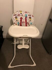 High chair feedeng chair
