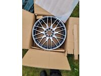 Brand new alloy wheel vw t4/other 5x112