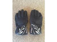Rayven Diamond Ladies Motorbike Gloves
