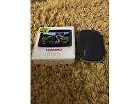 Tomtom and carry case