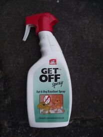 Get Off Cat and Dog Repellent Spray 500 ml Vapet