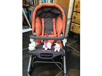 Maclaren Baby Rocker and Chair